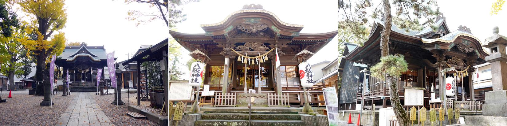 八坂神社の四季折々