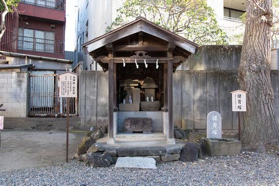 水神社・水天宮