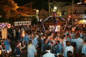 関東三大神輿