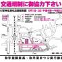 八坂神社例大祭 交通規制のお知らせ